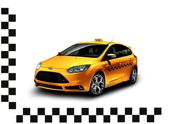 Заказать комфортное и доступное такси в Крыму